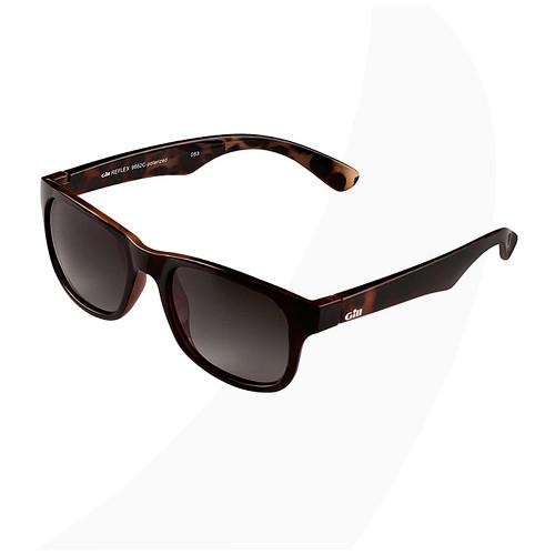 Gill Reflex Matte Sunglasses Brown/Smoke