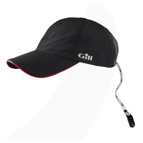 Gill Race Cap Graphite