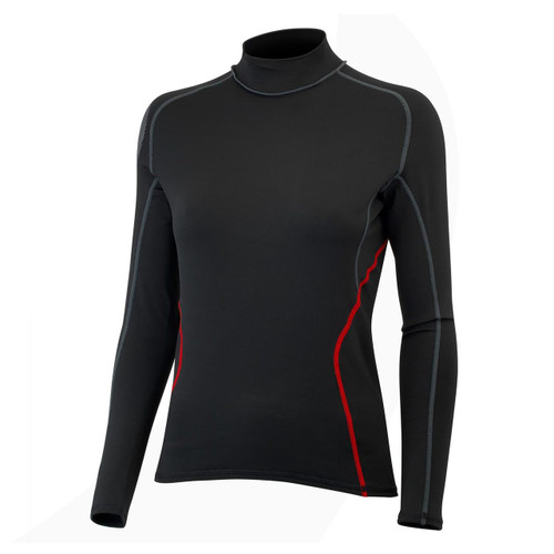 Gill Women's Hydrophobe Long Sleeve Top Black