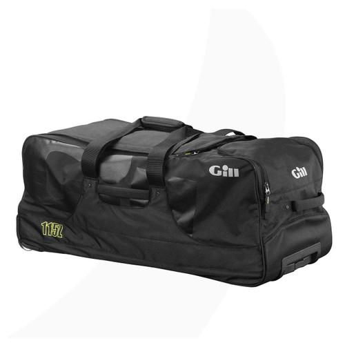 Gill Rolling Jumbo Bag 115L Dark Grey