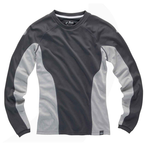 Gill i2 Long Sleeve T Women's Graphite