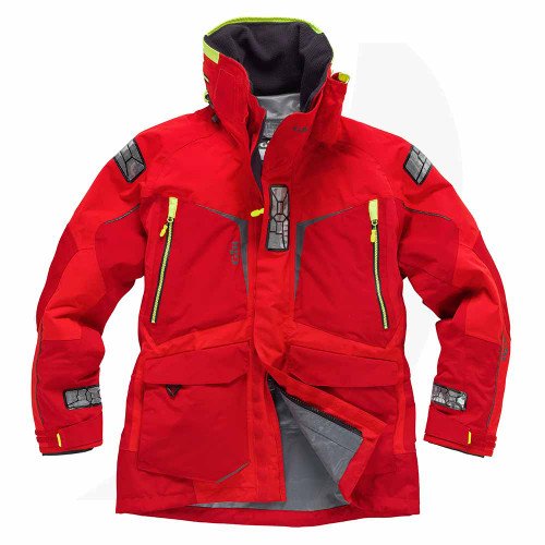 Gill OS1 Jacket Bright Red
