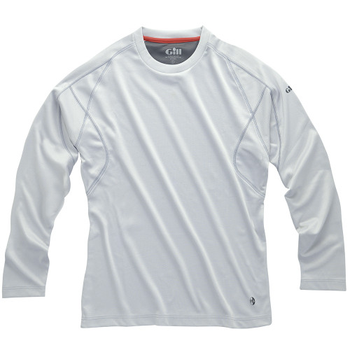 Gill Women's UV Tec L/S T-Shirt Silver