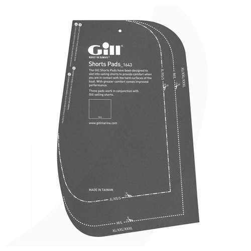 Gill Seat Pads for Shorts & Pants