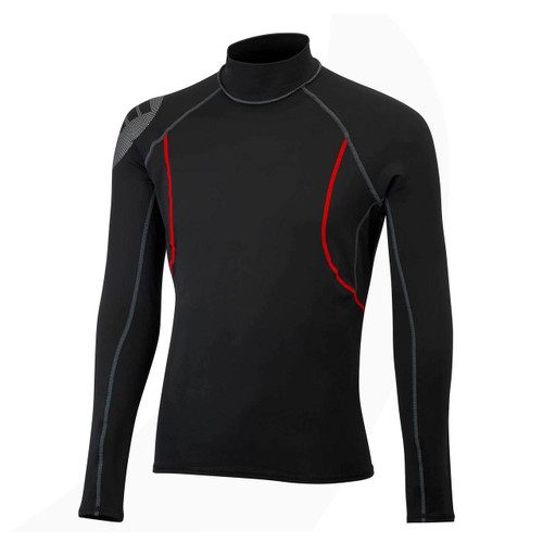Gill Hydrophobe Long Sleeve Top Black