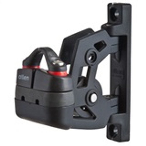 Allen Brothers 180 Degree Mast Swivel Cleat With Removable Sheave