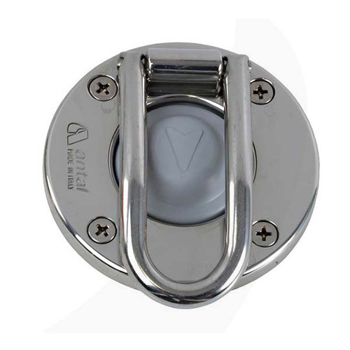 Antal Switch Stainless Steel w/ Protection Grey