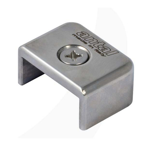 Antal 32X6 T-Track Stainless Steel End Fitting Simple