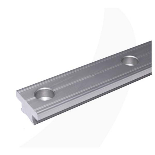 Antal 40X8 T-Track Silver 100mm Hole Spacing