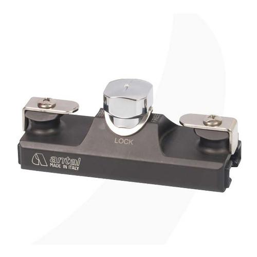 Antal 32X6 T-Track Halyard Slider Aluminum