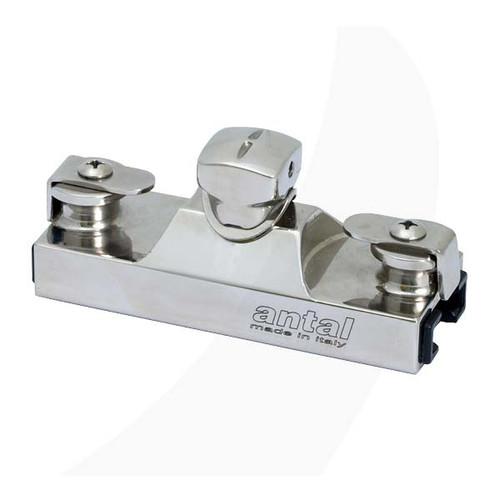 Antal 32X6 T-Track Halyard Slider Stainless Steel