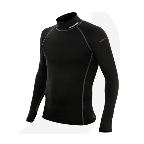 Rooster PolyPro Top Black