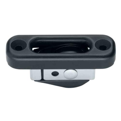 Harken Bullet Thru-Deck Block with Fairlead Coverplate