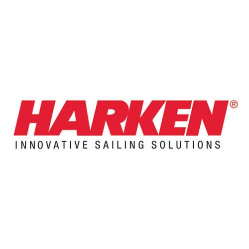 Harken 32mm x 1.9m HL Flat Flange Switch T-Track -Clear