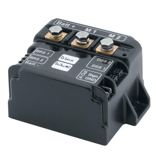 Harken Dual Function Control Box W80 12v Horiz. Right Motor