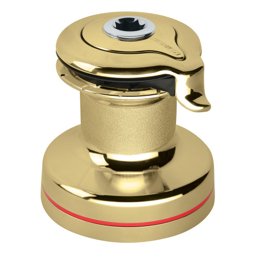 Harken 20 Self Tailing Polished Bronze Winch