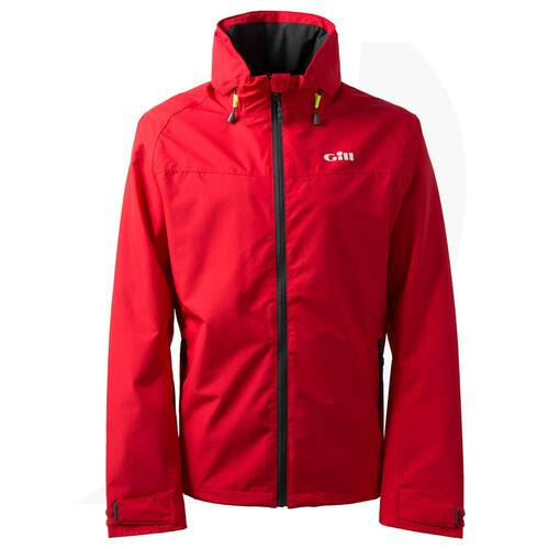 Gill Men's Pilot Jacket Bright Red