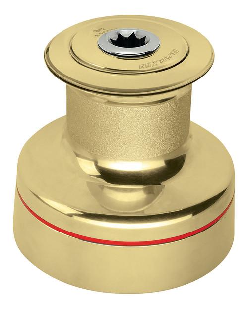 Harken 50-2 Speed Plain Top Polished Bronze Winch