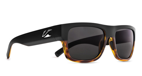 Kaenon Montecito Matte Black / Tortoise Polarized G12 Lens