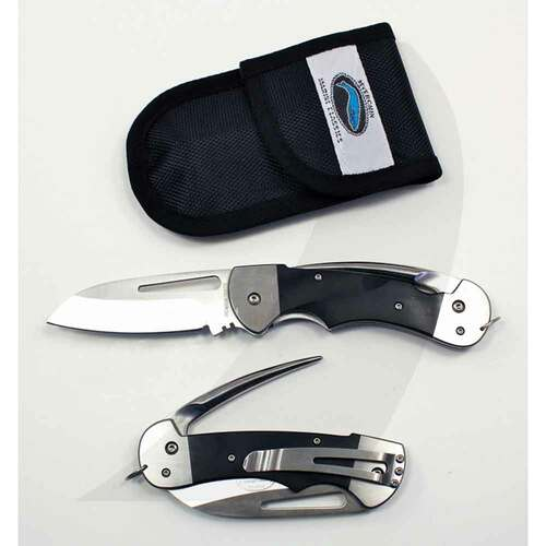 Myerchin Knives BF377 Gen 2 Black G10 Handle Crew