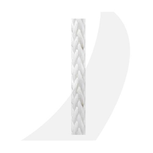 "New England Ropes 5/16""HTS-78 Dyneema Single Braid White"