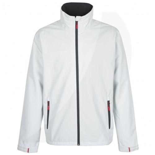Gill Team Crew Sport Jacket Silver CC82J