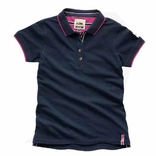 Gill Women Polo Navy E016