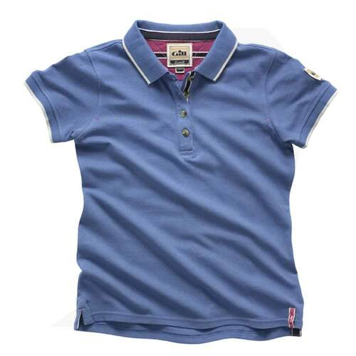 Gill Women's Polo Blue E016