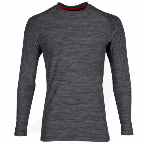Gill Mens Base Layer Long Sleeve Crew Neck 1282 Front View
