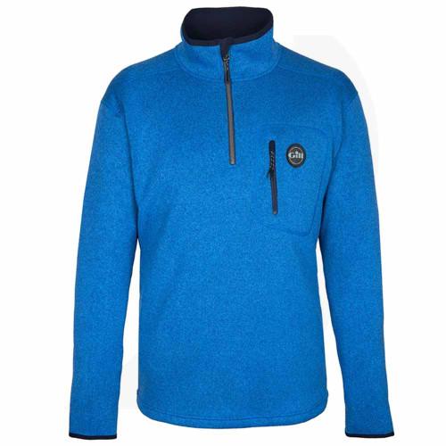 Gill Men's Knit Fleece Blue 1492