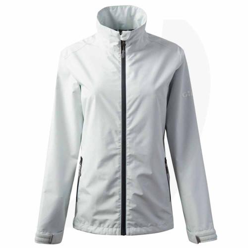 Gill Women's Crew Sport Lite Jacket Silver CC84JW Front View