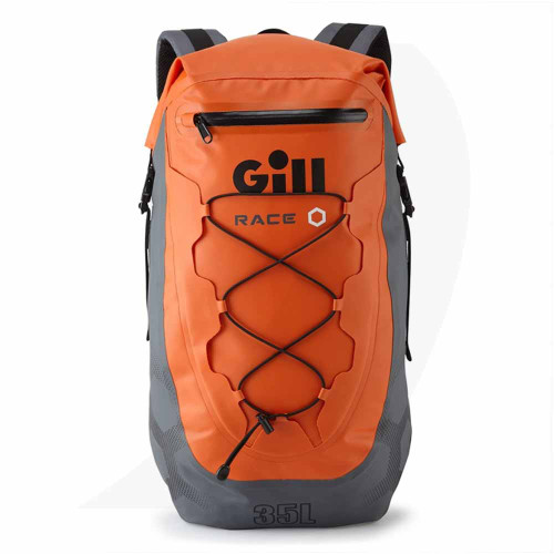 Gill Race Team Backpack 35L Tango RS20 Front View
