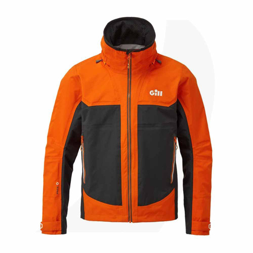 Gill Race Fusion Jacket Tango RS23J Front