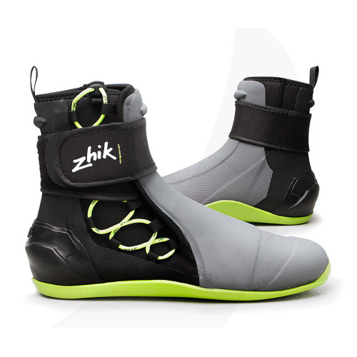 Zhik High Cut Ankle Dinghy Boot DBT-0270-U-GRY