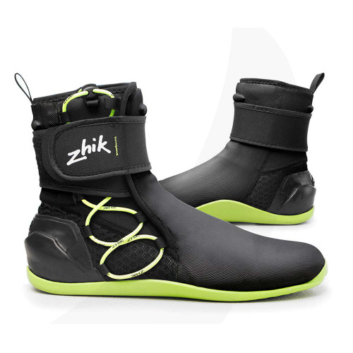 Zhik Lightweight High Cut Ankle Dinghy Boot DBT-0470-U-GRY