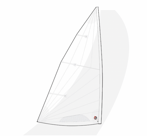 VST Laser Mark II Racing Sail (Battens Included) - Non Class Legal