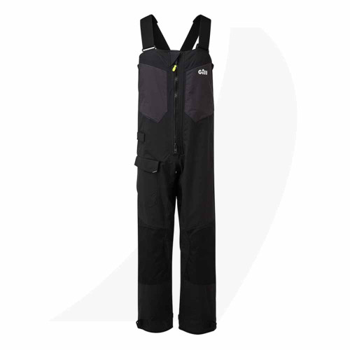 Gill OS2 Offshore Trousers Black OS24T Front