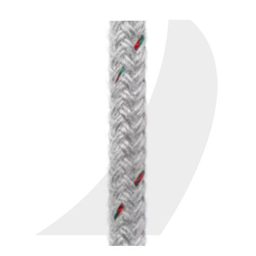 "Samson 3/8"" Trophy Braid White"