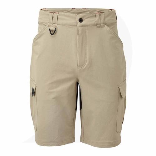 Gill Men's UV Tec Pro Short Khaki UV013 Front View