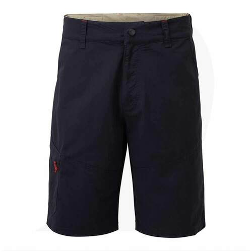Gill Men's UV Tec Short Navy UV012 Front View