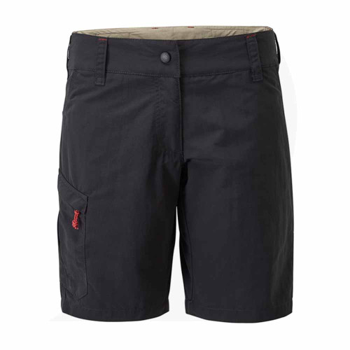 Gill Women's UV Tec Short Graphite UV012W Front View