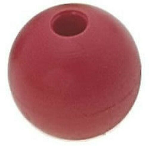 Viadana Ball Fermascotte 18mm is Hot 5mm Red