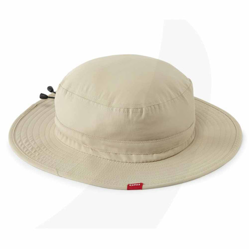 Gill Technical UV Sun Hat Khaki 140
