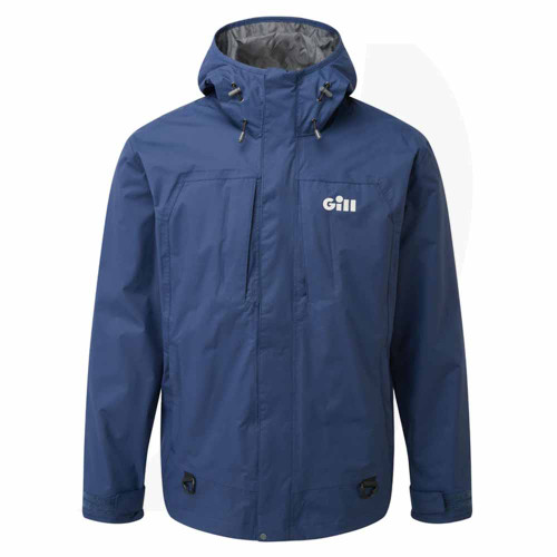 Gill Active Jacket with Vortex Hood Midnight FG300J