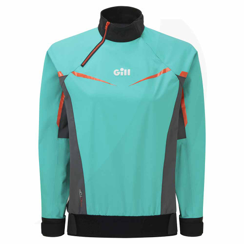 Gill Women's Pro Top Turquoise 5013W Front View