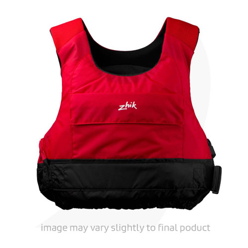 Zhik USCG Approved PFD Red PFD-0040-U-RED Front