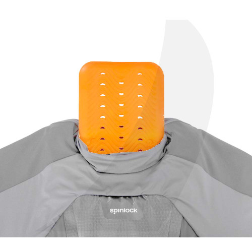 Spinlock Aero Impact Protection Back Protector DW-BBP