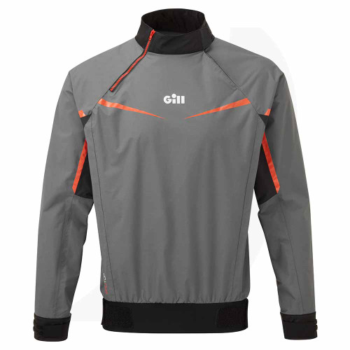 Gill Men's Pro Top Steel Grey 5013 Front View