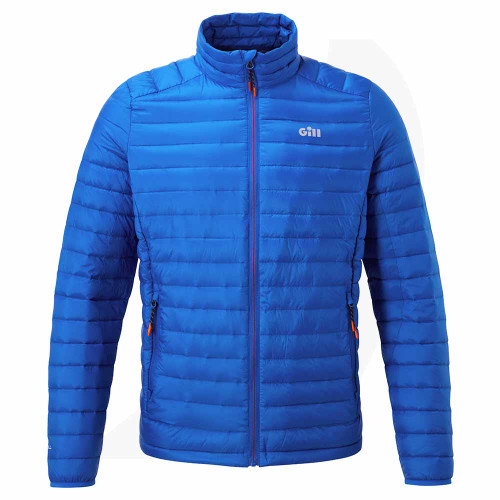 Gill Hydrophobe Down Jacket Blue 1065 Front