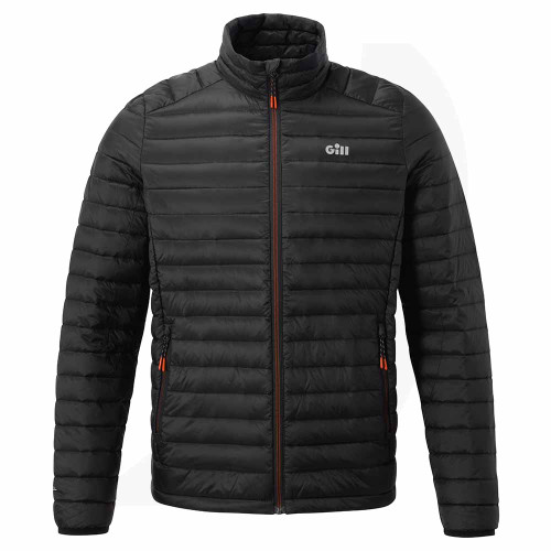 Gill Hydrophobe Down Jacket Black 1065 Front
